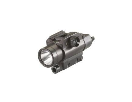 Streamlight TLR-VIR 300 lm White LED Infrared Tactical Weapons Light, Black - 69180