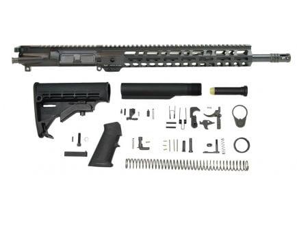 """PSA 16"""" Mid-Length 5.56 NATO 1:7 Phosphate 13.5"""" Lightweight M-Lok Classic Rifle Kit"""
