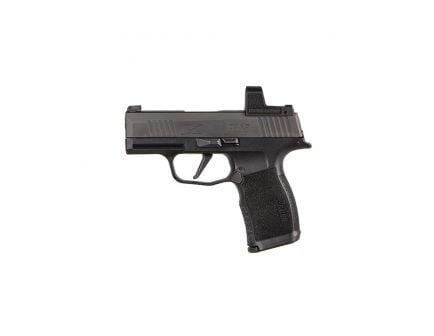 SIG P365X 9mm Pistol Romeo Zero Micro-Compact, Blk - 365X-9-BXR3-RXZ