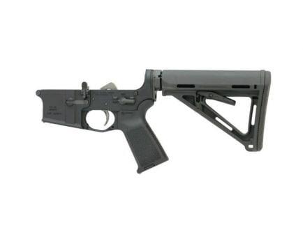 BLEM PSA AR15 Complete MOE EPT Stealth Lower, Black