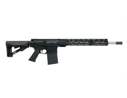 "PSA Gen3 PA10 18"" Mid-Length .308 WIN 1/10 Stainless Steel 15"" Lightweight M-Lok STR SSA-E Rifle"