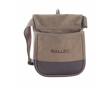Allen Canvas Double Compartment Shell Bag - 2306