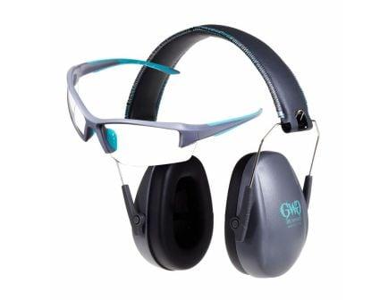Allen GWG Assure Eye and Ear Combo, Black/Teal/Gray - 2388