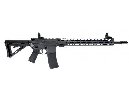 "PSA Custom .223 Wylde 18"" CHF 15"" MLOK MOE Rifle w/ 3.5lb Flat FCG - Gray"