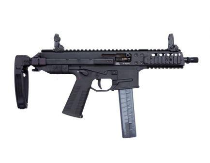 "B&T GHM9 Gen2 9mm Pistol W SB 6.9"", Black - BT-450002-2WB"