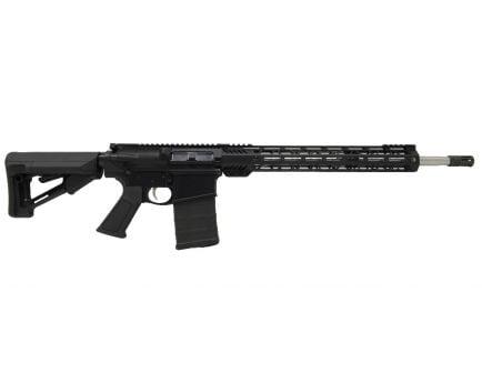 "PSA Gen3 PA10 18"" Mid-Length .308 WIN 1/10 Stainless Steel 15"" Lightweight M-Lok STR 2-Stage Rifle"