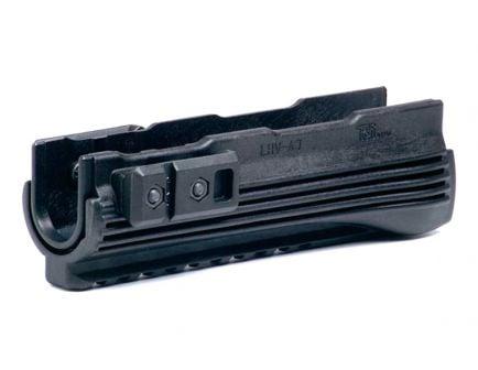 TDI Arms AK-47 3-Rail Lower Handguard, Black Polymer - LHV47