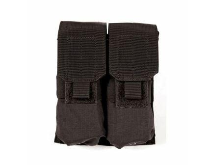 Blackhawk STRIKE Double M4/M16 Mag Pouch, Holds 4, Black - 37CL03BK