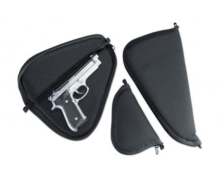 Uncle Mike's Pistol Rug Black Large, Hang Tag - 52221