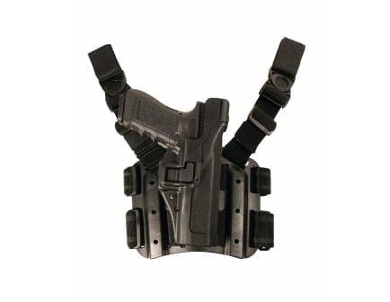 Blackhawk Serpa L3 Tactical Holster, Fits Beretta 92/96/M9/ M9A1 - 430604BKR