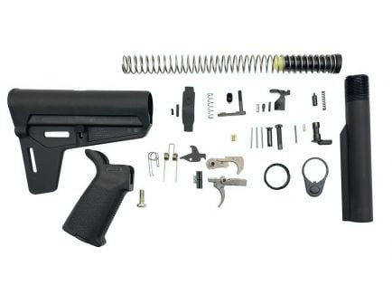 MOE EPT BSL Lower Build Kit, Black