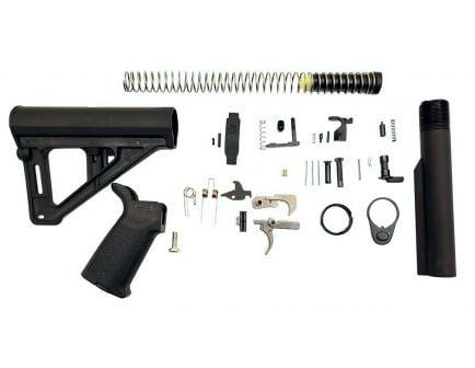MOE EPT BTR Pistol Lower Build Kit, Black