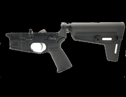 PSA AR15 Complete MOE EPT BSL Lower, Black