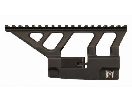 Premier Shooting AK Master Optics Mount Full-Length Top Rail AKM - AKMM-OMFL