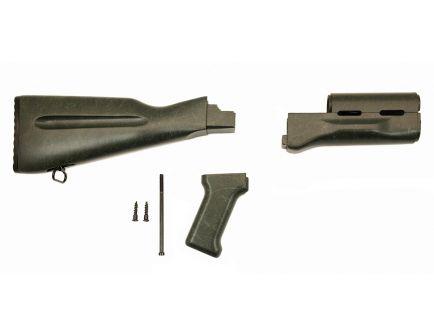 PSA Custom AK Furniture, Border Guard Green