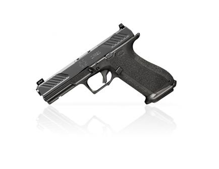 """Shadow Systems Pistol DR920 Combat 9mm, 17rd, 4.5"""", Optic Ready, Black - SS-2006"""