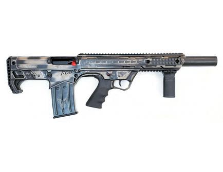 """Black Aces Tactical Bullpup 12 Ga Shotgun 18.5"""" Distressed FDE - BATBPST"""