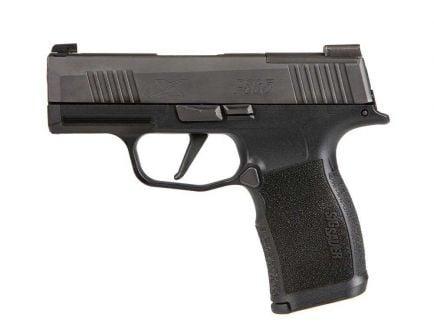 SIG Sauer P365X  9mm Pistol 365X-9-BXR3-10