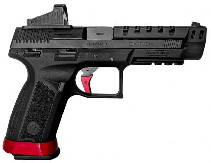 "EAA Girsan MC9 9mm Pistol 17rd 4.6"" Far Dot Optic - 390355"