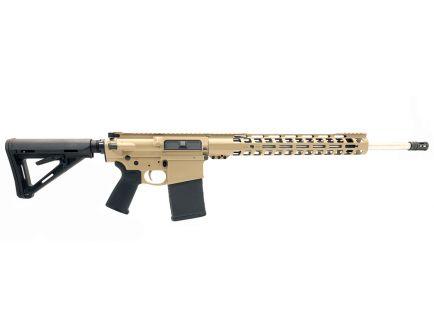 "PSA Custom Gen3 PA65 6.5 Creedmoor 20"" Stainless Steel Rifle-Length Lightweight M-Lok MOE Rifle w/ 2-Stage FCG - Tan"