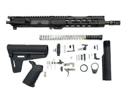 """BLEM PSA 10.5"""" 5.56 NATO 1/7 Phosphate 9"""" M-Lok MOE EPT BSL Pistol Kit"""