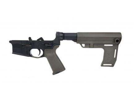 BLEM PSA AR-15 Complete MFT Battlelink MOE Stealth Lower, ODG