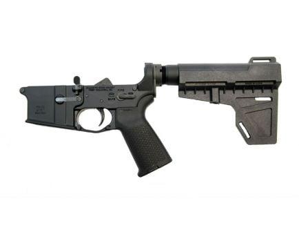 BLEM PSA AR-15 Complete MOE Shockwave Stealth Lower, Black