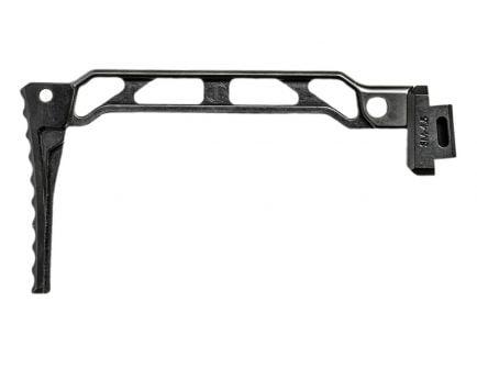 "JMac Customs AB-8R 8"" Rise Arm Bar w/ Folding Buttplate for 4.5mm Folding AKs - AB-8R+AB-FB+SM-4.5"