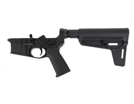 BLEM PSA AR15 Complete MOE BSL Stealth Lower, Black