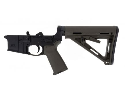 BLEM PSA AR-15 Complete MOE Stealth Lower, ODG