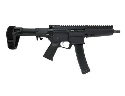 "PSA AR-V 7"" 9mm 1/10 Nitride Tri-Lug MOE EPT PDW Pistol"