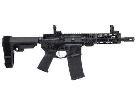 "PSA Custom ""Black OCP"" .300 AAC 8.5"" Pistol-Length  1/7 Phosphate 7"" M-LOK Pistol w/ 3.5lb Flat FCG, MBUS, & SBA3"