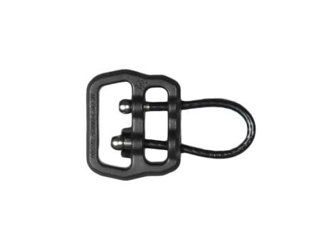 """ULoop™ - 1"""" webbing slot - Black - UWL-UL1-125-BK"""