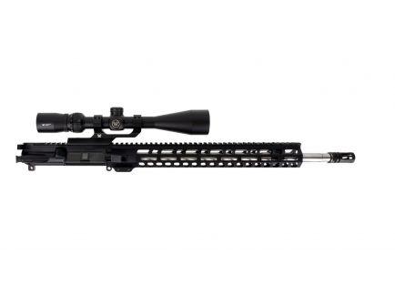 "PSA 18"" Rifle-Length 6.5 Grendel 1/8 Stainless 15"" Lightweight M-Lok Upper With Vortex Sonora 4-12x44mm Scope"
