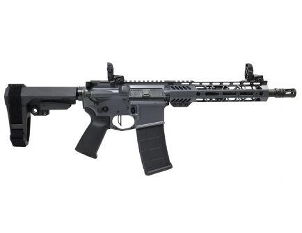 "PSA Custom .300 AAC 10.5"" Nitride 9"" MLOK SBA3 Pistol w/3.5lb Flat FCG - Grey"