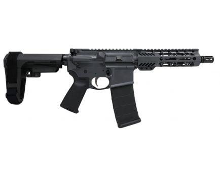 """PSA Custom 5.56 NATO 8.5"""" Nitride 7"""" M-LOK SBA3 EPT Pistol - Gray"""