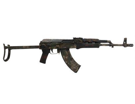 "PSA Custom ""Soldier of Fortune""  AK-47 GF5  Polish Style Under Folder with ALG Trigger"