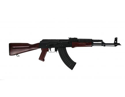 PSAK-47 GF5 Forged Classic Red Wood Rifle with Cheese Grater - 51655113526