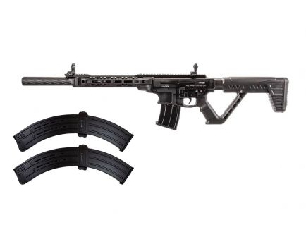 Rock Island VR80 Tactical 12ga Shotgun w/ Two Steel 19rd Magazines