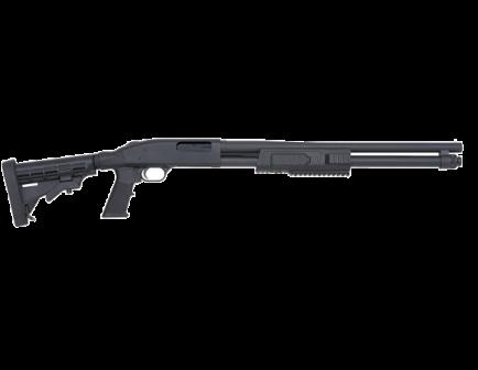 """Mossberg FLEX 590 Tactical 12ga 20"""" Adjustable Stock Shotgun 51672"""