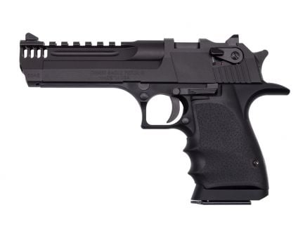 Magnum Research Desert Eagle Lightweight .357 Mag Pistol, Black - DE357l5iMb