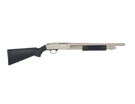 "Mossberg 590A1 Mariner 18.5"" 12ga 6-Shot Black Synthetic Stock 51273"