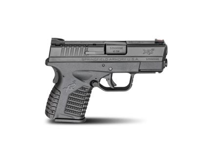 "Springfield Armory XDS .40S&W 3.3"" Pistol, Black"