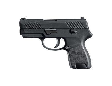 ig Sauer P320 Nitron Subcompact 9mm Pistol w/ Night Sights, Black