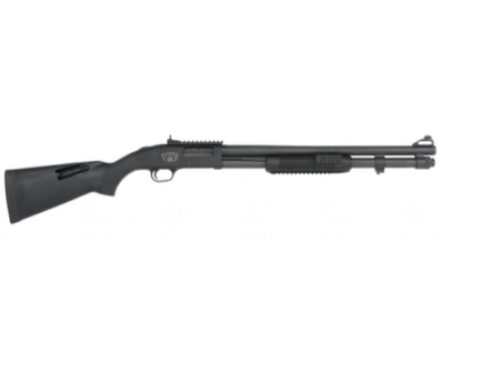 "Mossberg 590A1 Blackwater Series 20"" 12ga Black Synthetic Stock 51772"