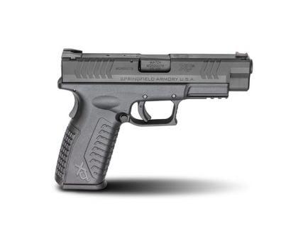 "Springfield Armory XDM 4.5"" .45acp Pistol, Black – XDM94545BHCE"