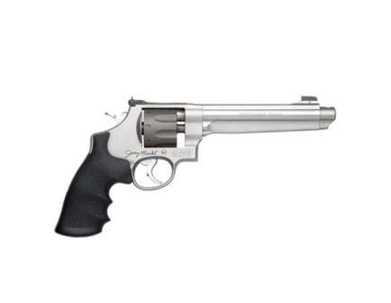 Smith & Wesson Performance Center Model 929 9mm Revolver, Matte Silver - 170341