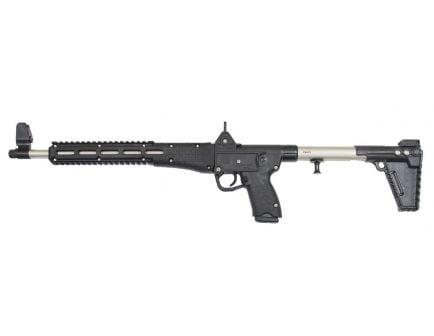 Kel-Tec Sub 2000 9mm Glock 19 Rifle, Nickel Boron - SUB2K9GLK1