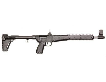 Kel-Tec Sub-2000 .40 S&W Glock 22 Rifle, Black w/ 3-Position Stock - SUB2K40GLK22BBLKHC