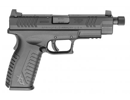 Springfield Armory XDM Full-Size4 .45 ACP Pistol with Threaded Barrel - XDMT94545BHCE